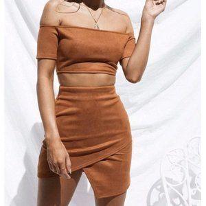 Sabo Skirt Lenny Set (Top - S, Skirt - M)